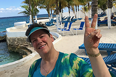 Peace in paradise - Cozumel, Mexico