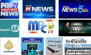 Elizabeth Eagle has appeared on tv, in newspapers and many other media outlets